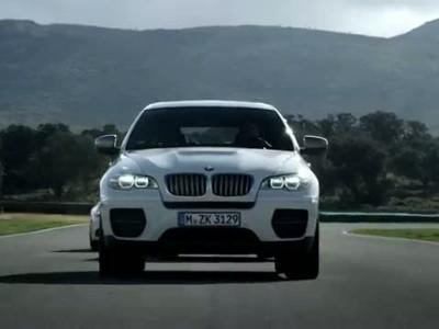 BMW M550d xDrive, X5 M50d & X6 M50d