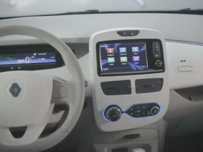Renault ZOE introduces R-Link
